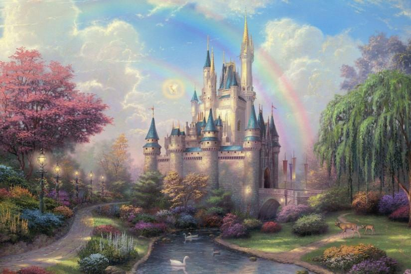Disney Castle Wallpapers - Full HD wallpaper search