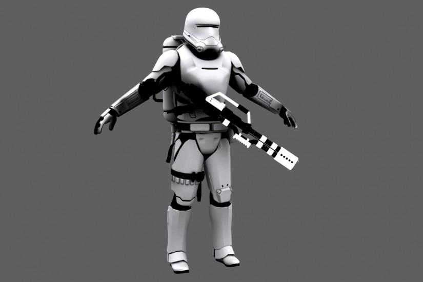 Robert-Shane 221 57 Star Wars Force Awakens First Order FlameTrooper by  JakeGreen163