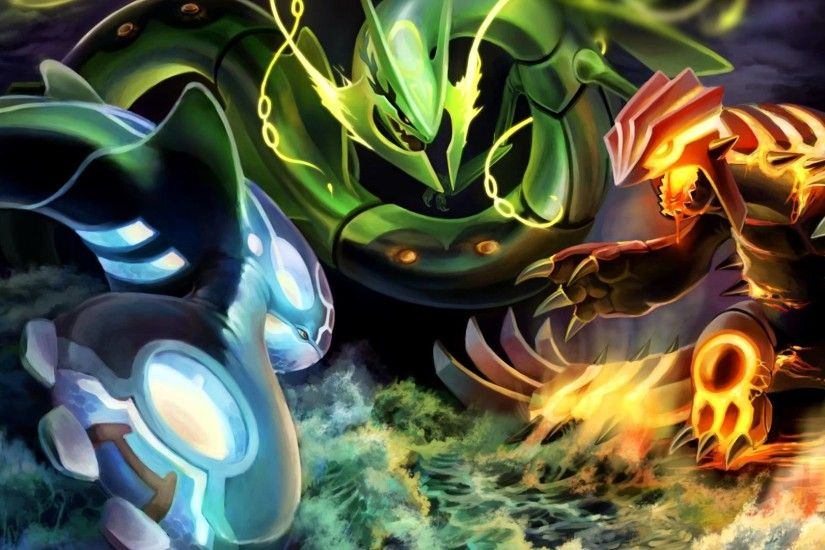 Epic Starter Pokemon Wallpaper