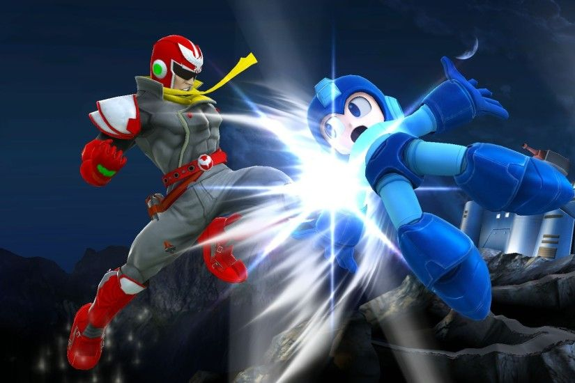 ... Proto Man Captain Falcon and Red Striker Skin ...