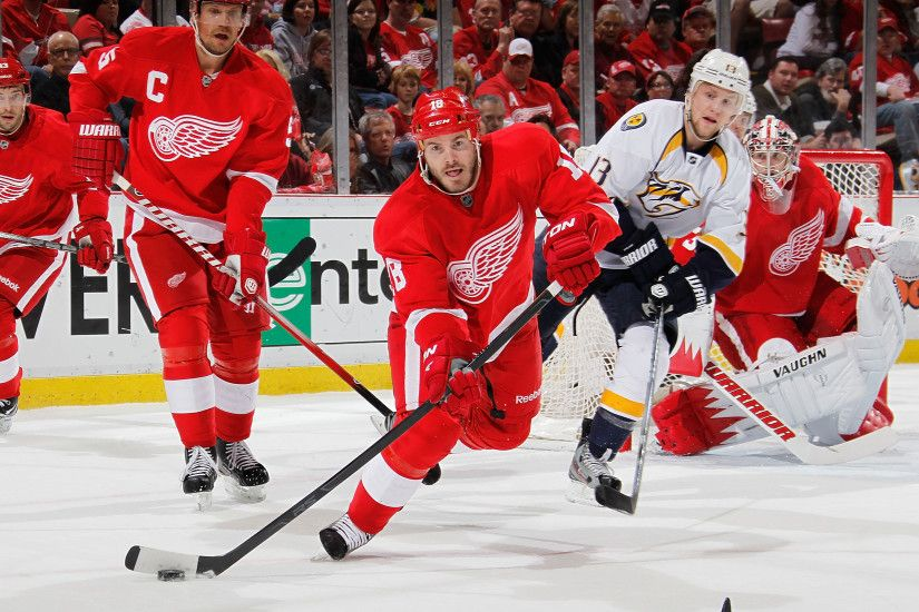 Nashville Predators v Detroit Red Wings Game Four Wallpaper HD