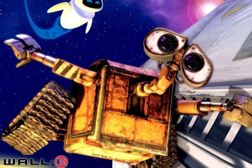 Free Cartoon wallpaper - Wall E 2 wallpaper - 1920x1440 wallpaper - Index  20.
