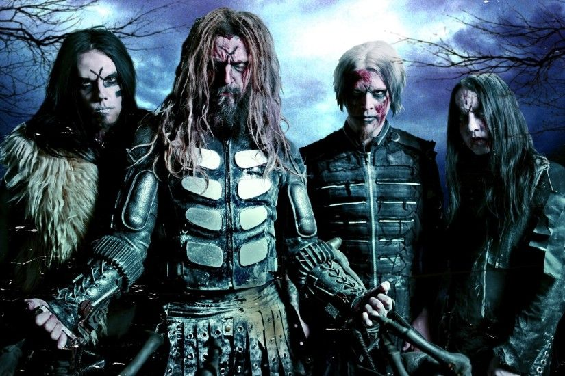 rob zombie, image, band