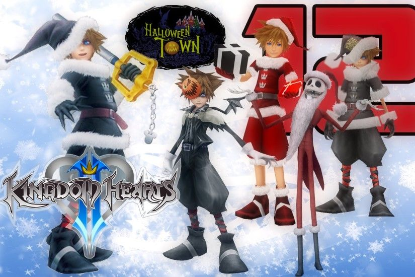 Kingdom Hearts 2.5 HD Remix - Pt.12 - The Nightmare Before Christmas -  YouTube