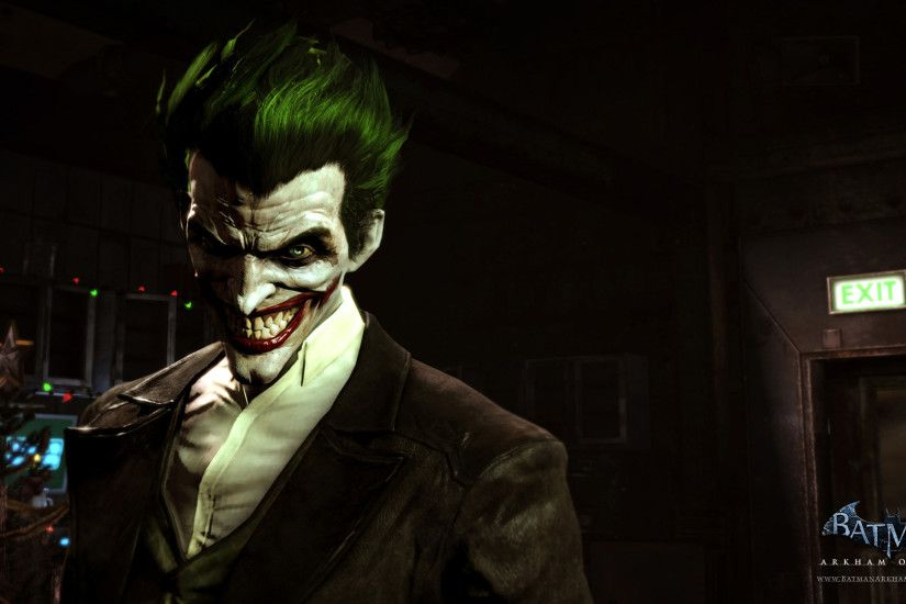Joker, Deathstroke, Gordon and Batman feature in these HD Arkham Origins  wallpapers