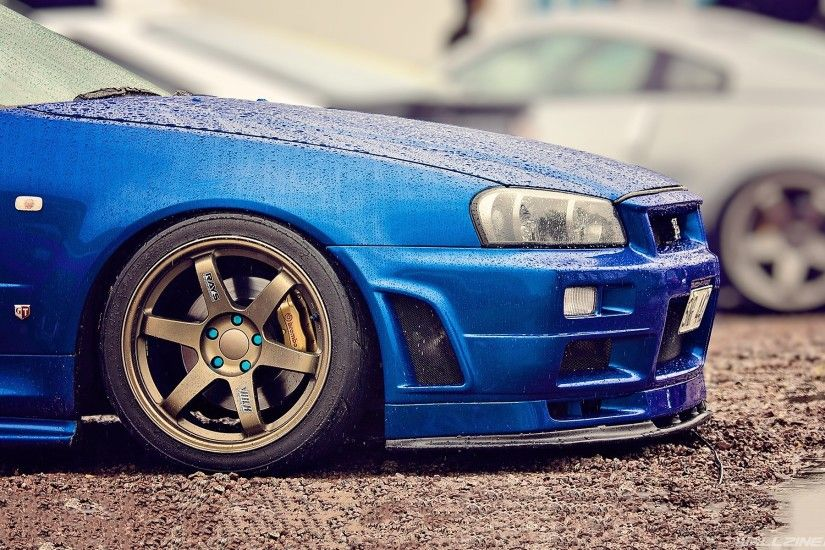 Nissan Skyline R34 Wallpaper