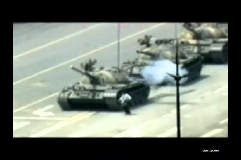 The Tank Man [HD]