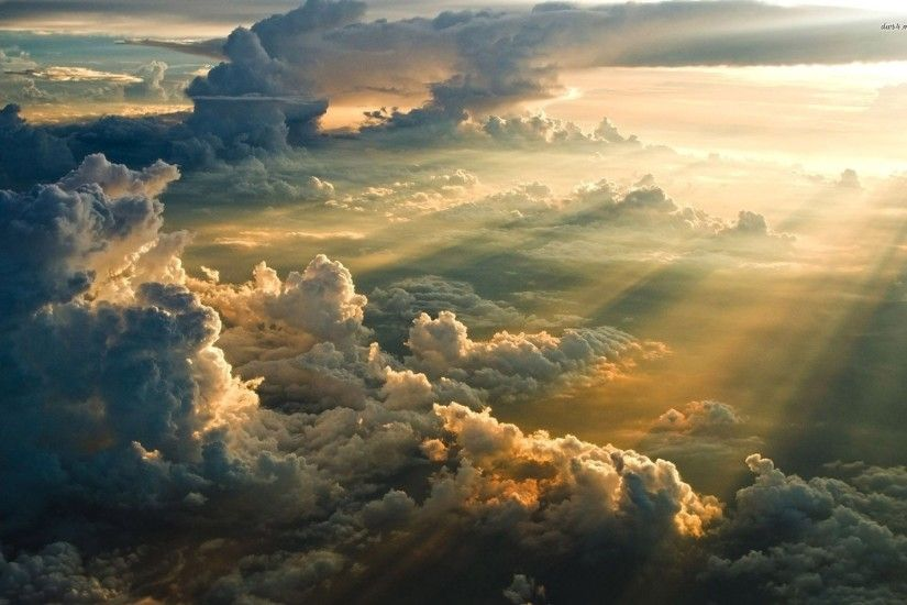 sunset above the clouds 1920×1200 nature wallpaper hd wallpapers high  definition amazing cool apple mac tablet download 1920×1200 Wallpaper HD