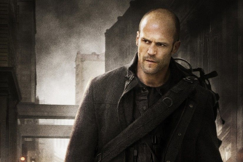 Movie - The Mechanic Jason Statham Wallpaper