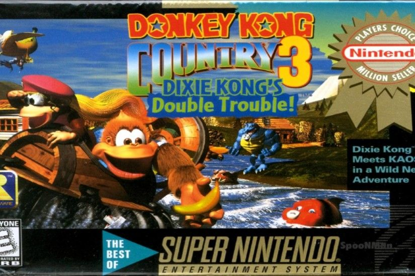 Donkey Kong Country 3 Soundtrack - 04 Hanging at Funky's