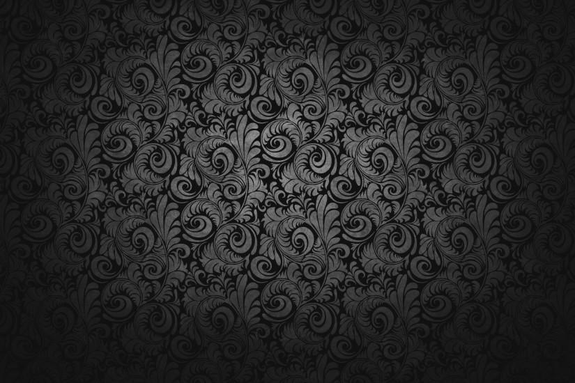 black wallpaper 1920x1200 computer
