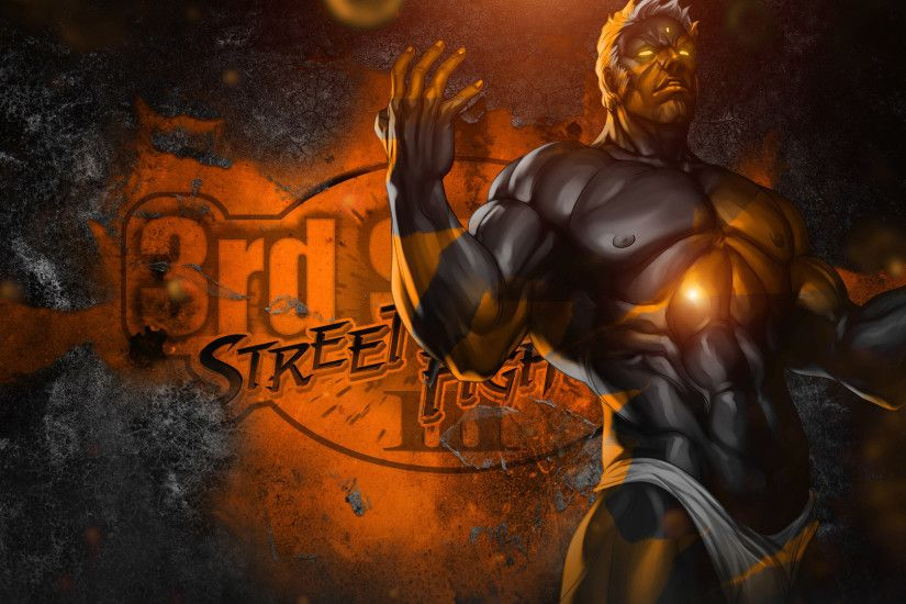 Urien - Street Fighter III: 3rd Strike WallPaper HD - http://imashon