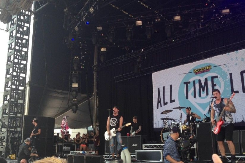 All Time Low - Stella LIVE Soundwave Melbourne 2015 (FULL)