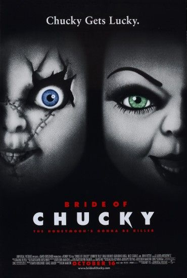 poster - Bride of Chucky Gallery