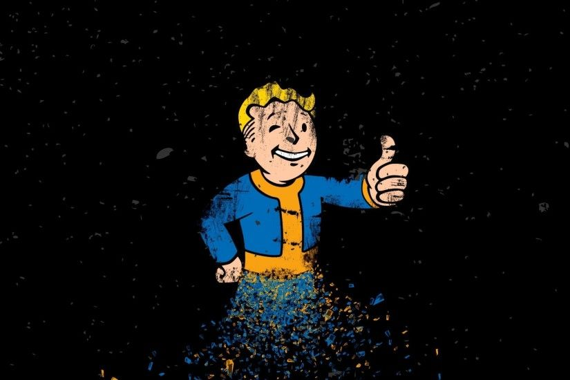 Vault Boy, Video Games, Fallout 4 Wallpapers HD / Desktop and Mobile  Backgrounds