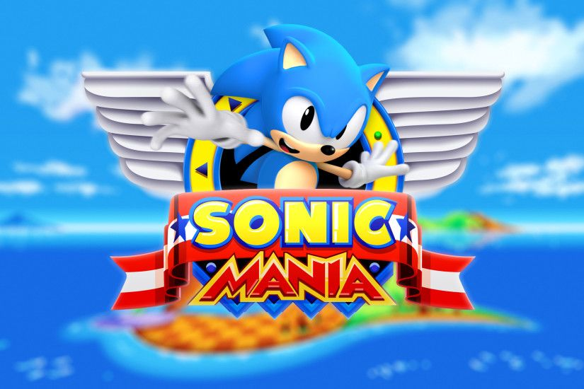Sonic Mania HD by gameplayuk
