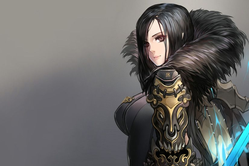 Blade And Soul Wallpapers - Wallpaper Cave ...