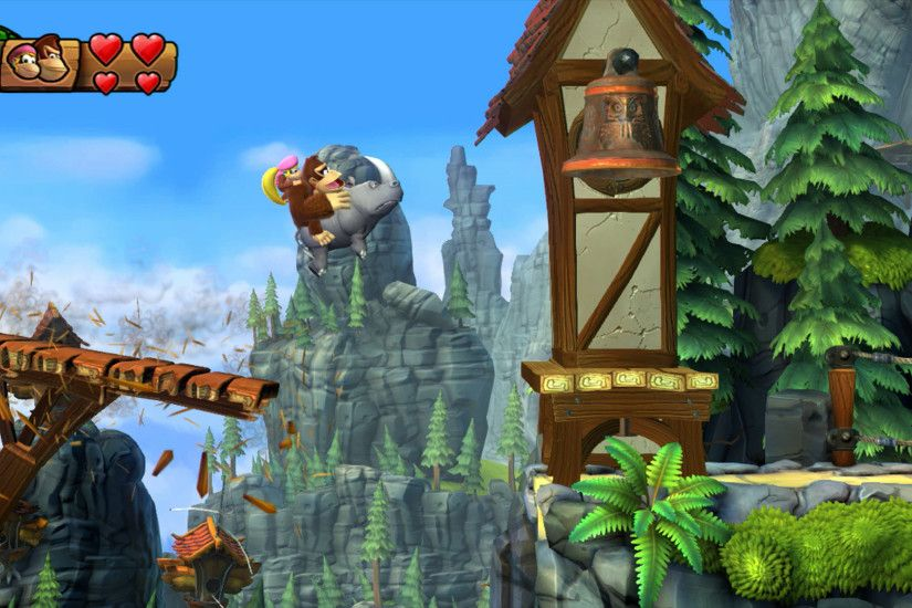 Donkey Kong Country: Tropical Freeze Preview - Preview - Nintendo World  Report