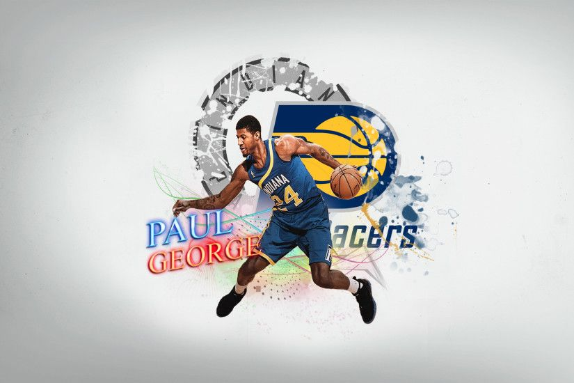 Paul George Indiana Pacers 2014