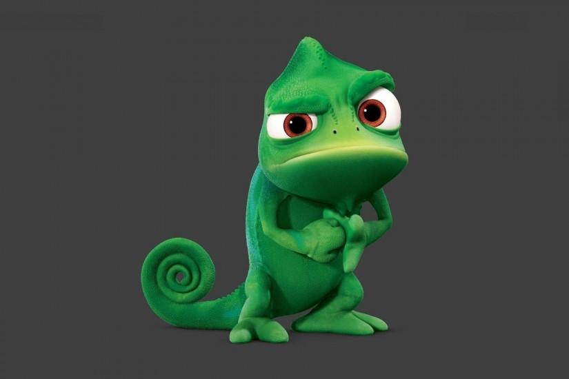 Pascal - Tangled Wallpaper ...