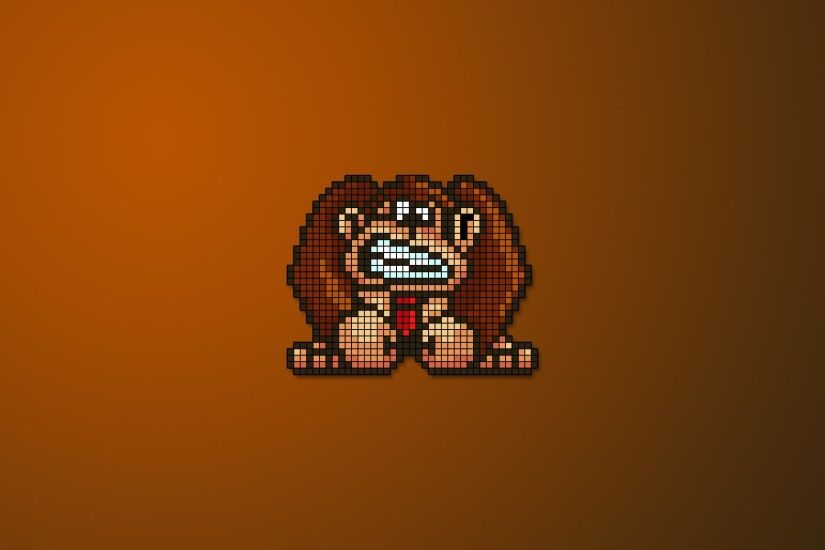 HD Wallpaper | Background ID:331263. 1920x1200 Video Game Donkey Kong