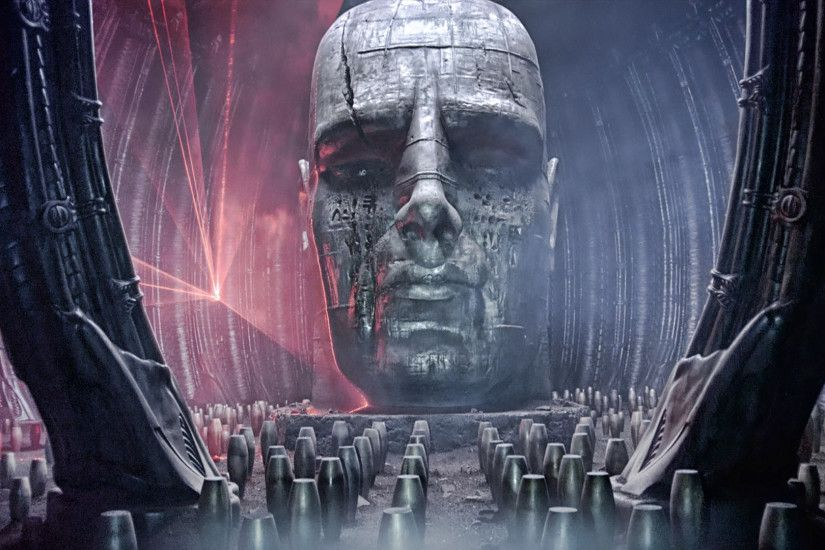 Prometheus Movie wallpaper