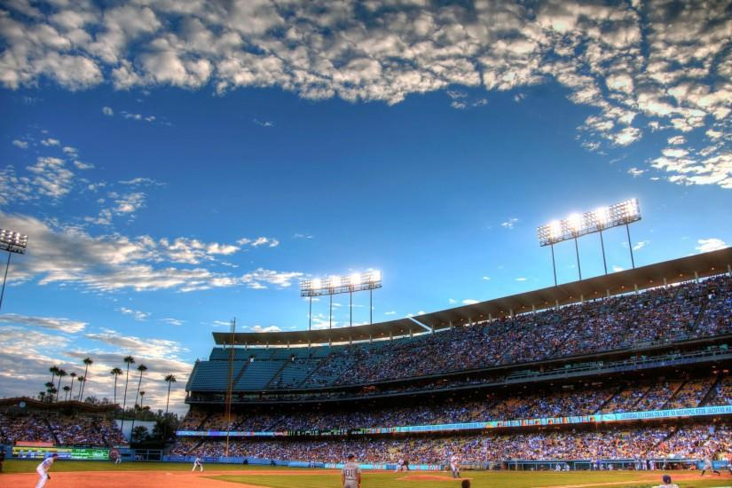Dodgers Stadium Wallpapers