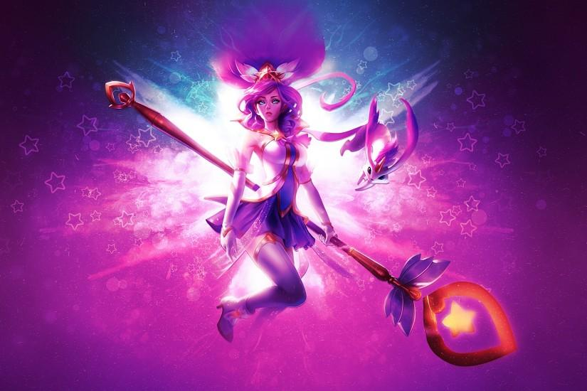Star Guardian Janna wallpaper
