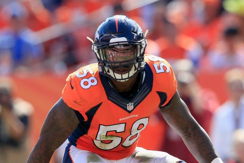 In thrusts they trust: Von Miller dances, Broncos get turbo boost | NFL |  Sporting News