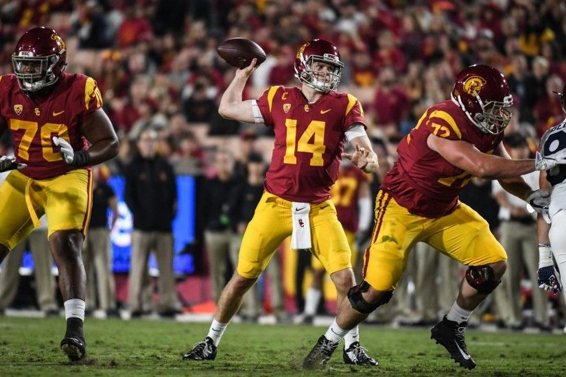 15 USC Football Visits Colorado Looking To Clinch Pac-12 South