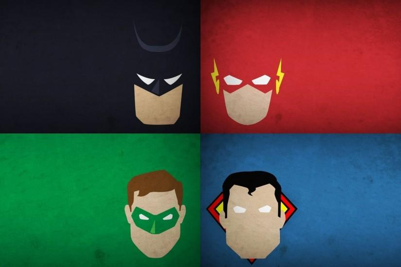 Justice League App Banners Android Homescreen by Isaiaher .