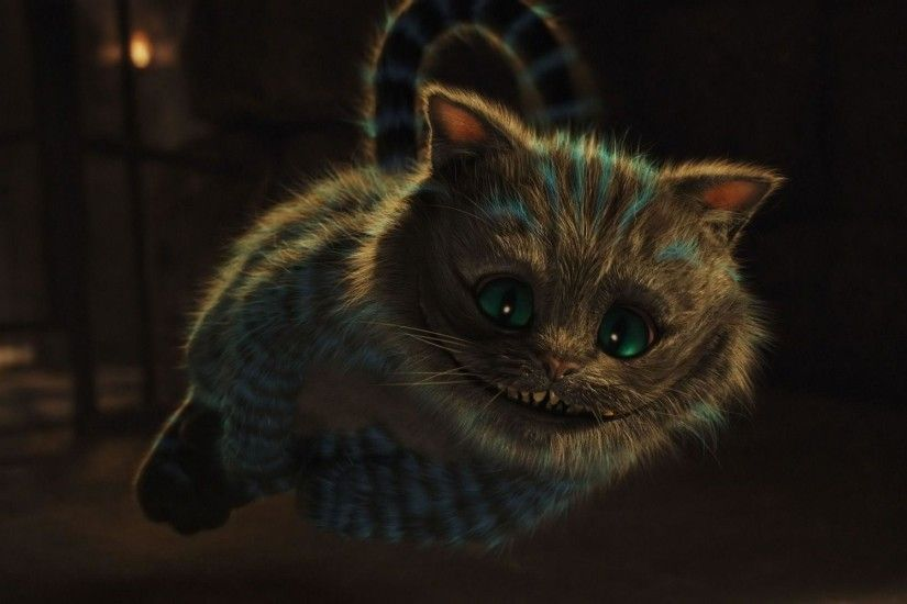 Cheshire-Cat-Desktop-Wallpaper