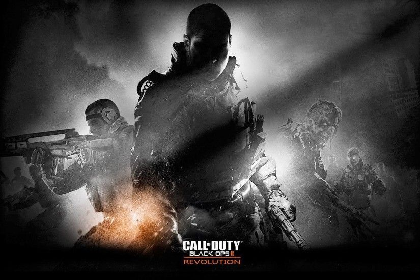 Call Of Duty Black Ops 2 Revolution Wallpapers | HD Wallpapers
