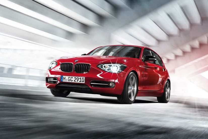 BMW 116i Wallpaper