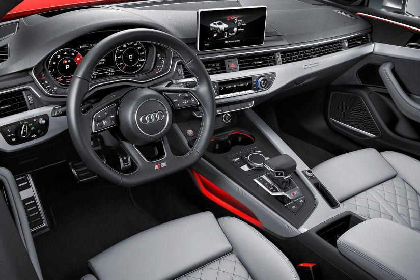 2018 Audi A5 S5 Revealed In Germany With Sharper Lighter Design