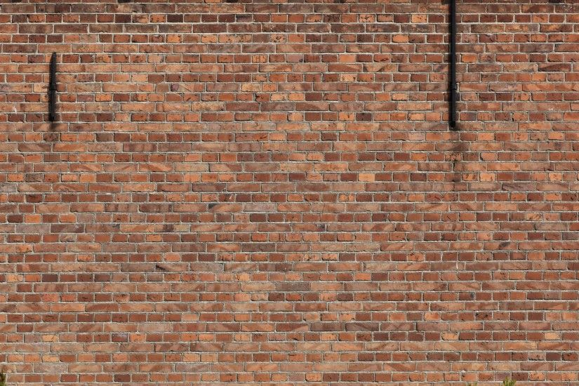 Photo Of An Old Dirty Brick Wall Background Front View Stock Photo . ...
