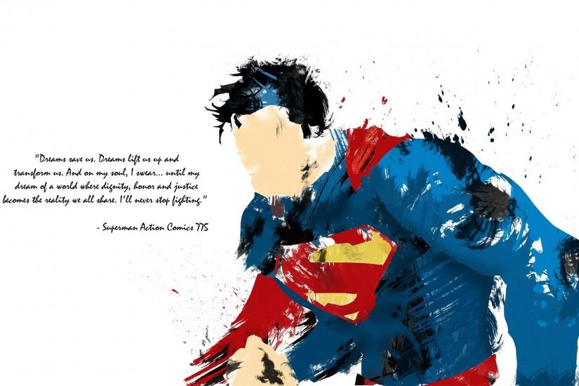 widescreen superman wallpaper 2560x1601