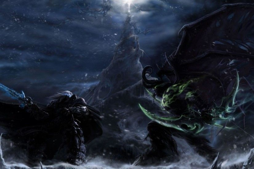 Images For > Illidan Stormrage Wallpaper 1920x1080