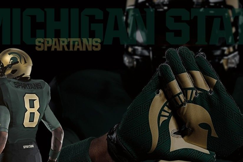 MICHIGAN STATE SPARTANS college football wallpaper | 1920x1080 | 595906 |  WallpaperUP