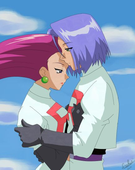 Team Rocket shipping images Jessie & James HD wallpaper and background  photos