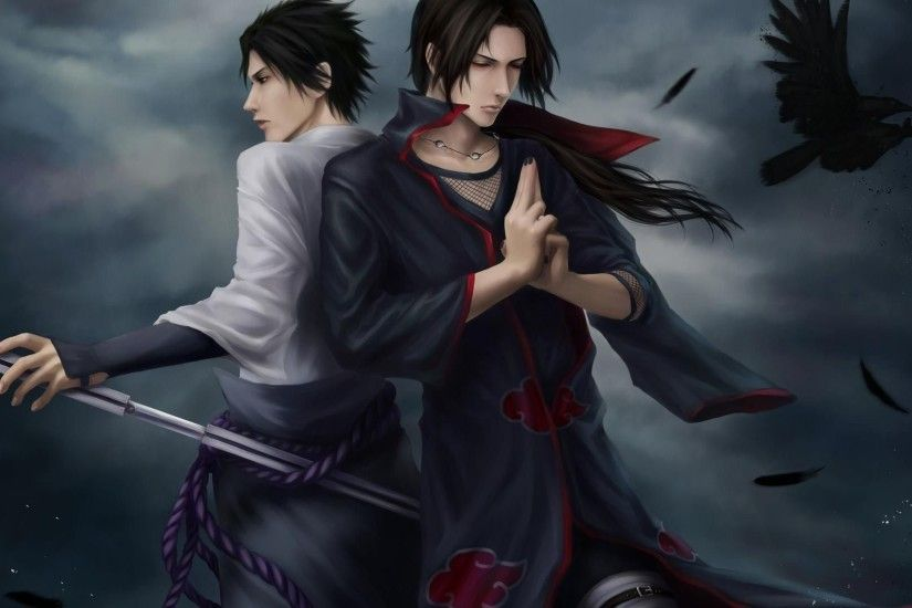 1920x1080 sasuke and itachi images Itachi vs Sasuke HD wallpaper and  background photos