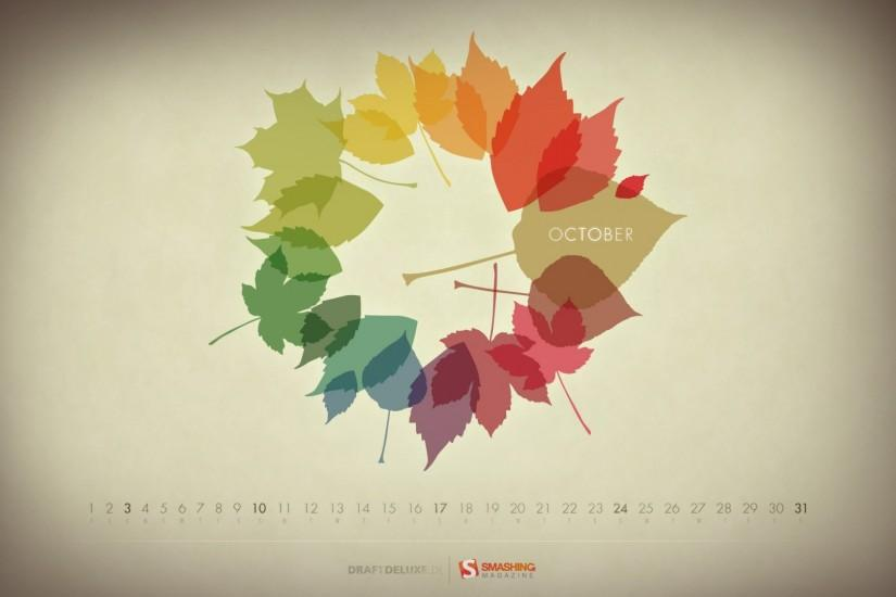October Wallpaper Download Free High Resolution