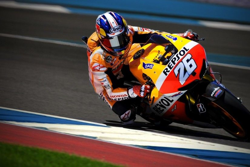 cool Dani Pedrosa MotoGP 2015 Wallpaper Picture