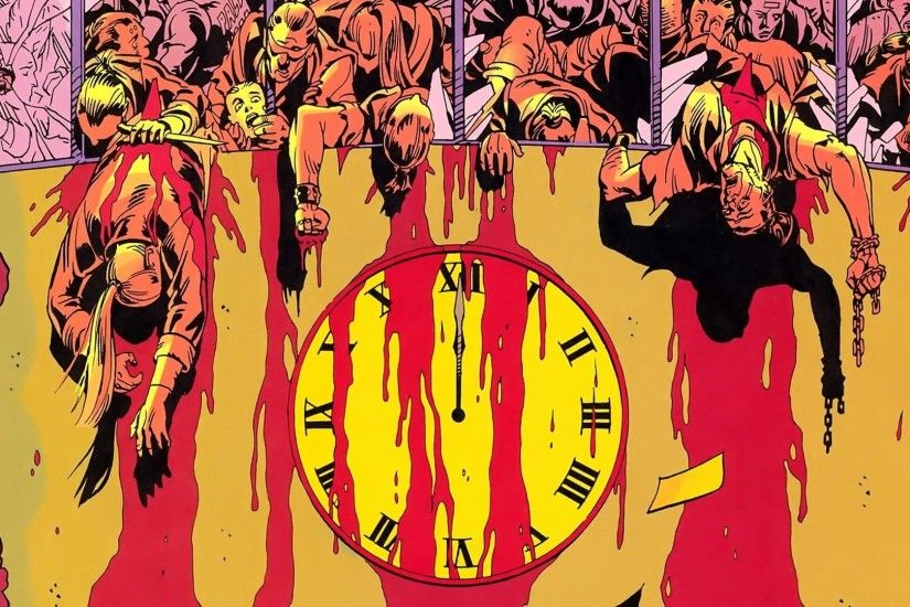 watchmen : Wallpaper Collection