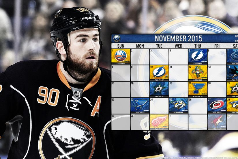 November 2015 featuring Ryan O'Reilly: