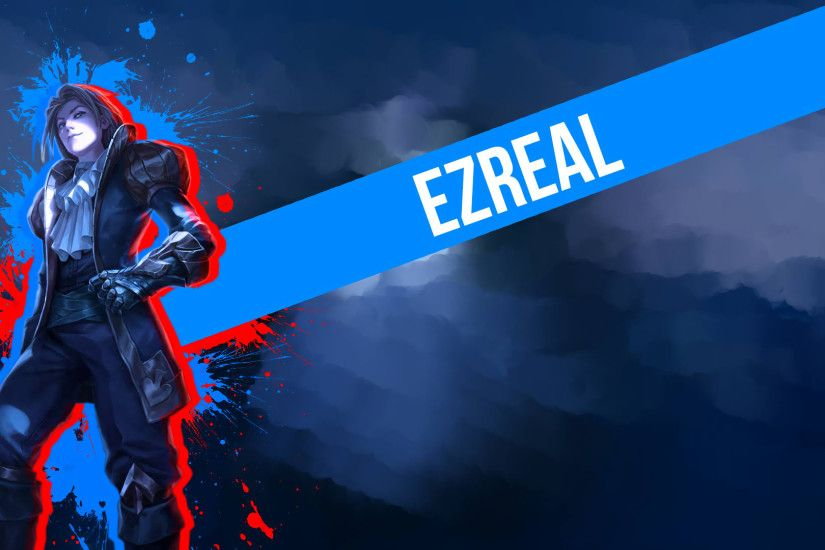Ace of Spades Ezreal by UKISShadyVaati (2) HD Wallpaper Fan Art Artwork  League of