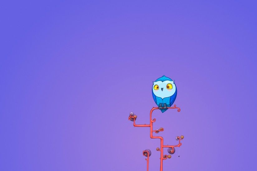 cute owls wallpaper. Â«Â«