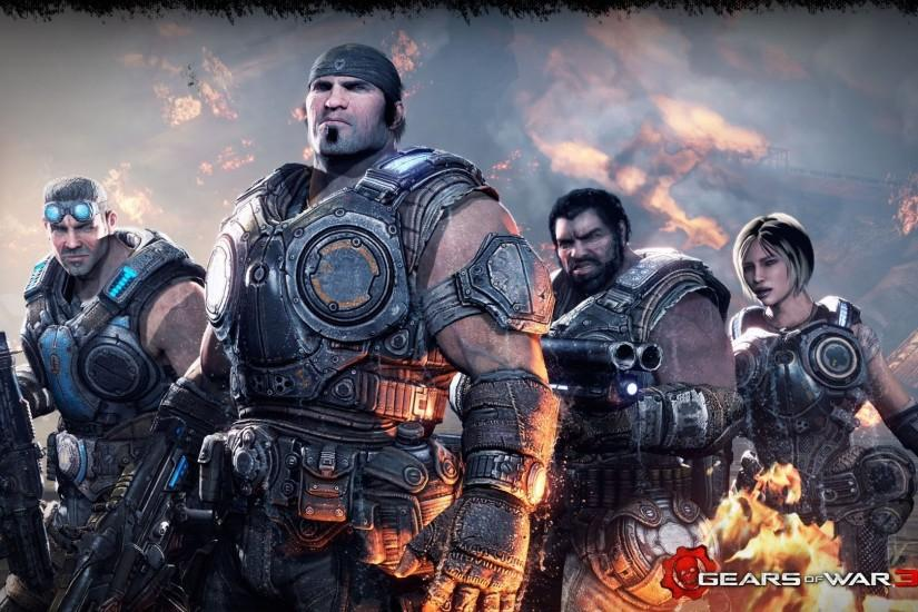 beautiful gears of war 4 wallpaper 1920x1080 for android