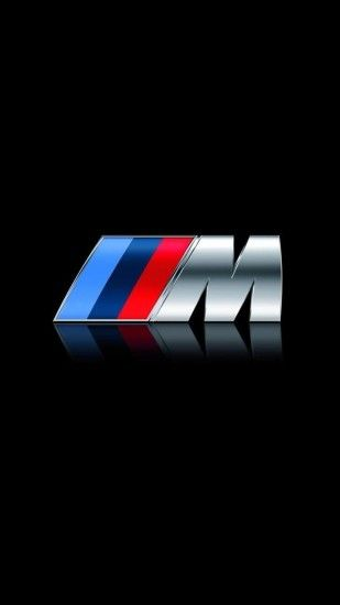 BMW M Series logo Wallpaper