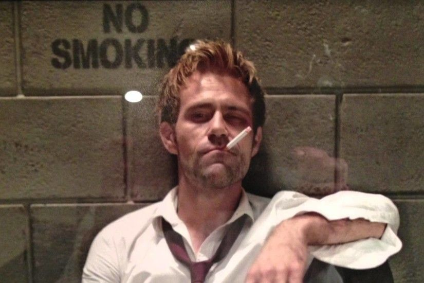 ... John Constantine Matt Ryan Wallpapers ...